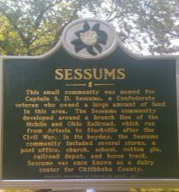 Sessums Sign